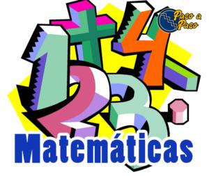 matematicas paso a paso